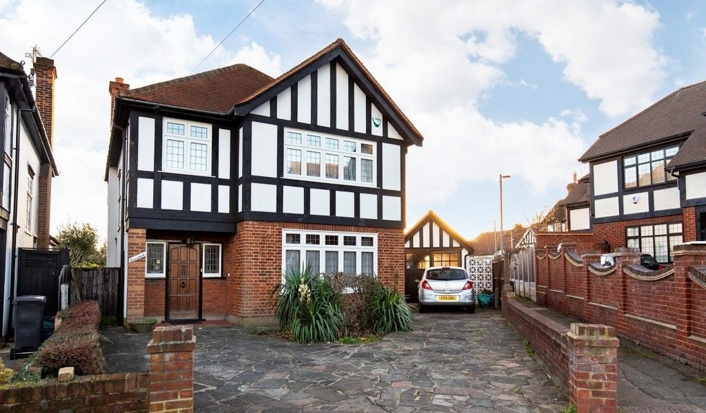 Tudor Close, Woodford Green